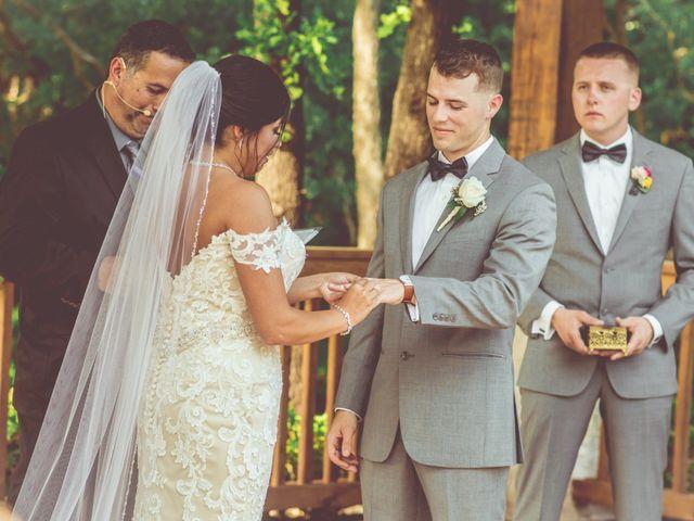 Josh and Tarah's Wedding in Norman, Oklahoma 8