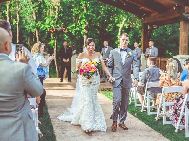Josh and Tarah's Wedding in Norman, Oklahoma 10
