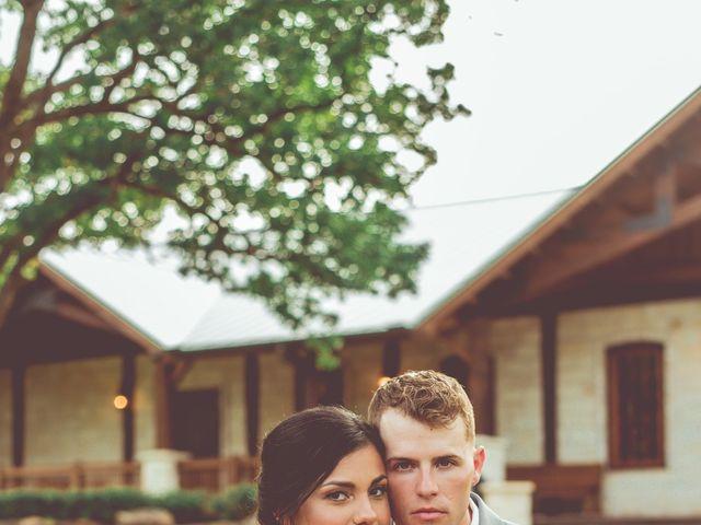 Josh and Tarah's Wedding in Norman, Oklahoma 12