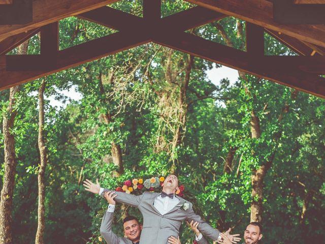 Josh and Tarah's Wedding in Norman, Oklahoma 14
