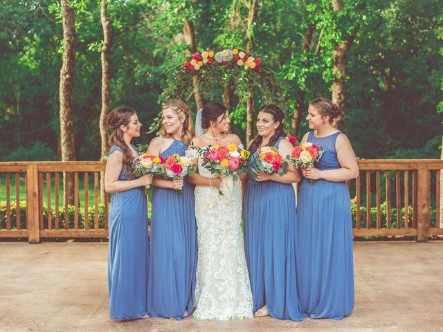 Josh and Tarah's Wedding in Norman, Oklahoma 15
