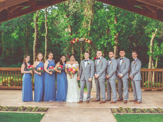 Josh and Tarah's Wedding in Norman, Oklahoma 18