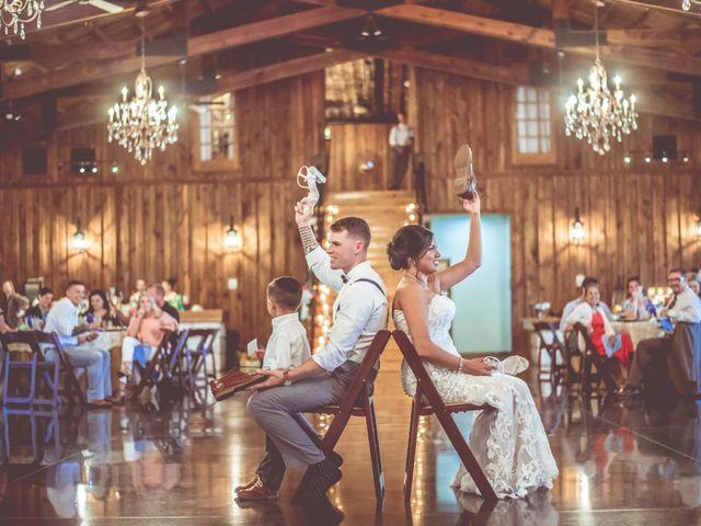Josh and Tarah's Wedding in Norman, Oklahoma 23
