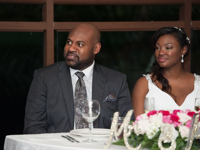 Colberte and Bryan's Wedding in Cancun, Mexico 36