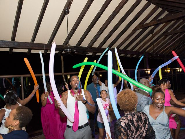 Colberte and Bryan's Wedding in Cancun, Mexico 39