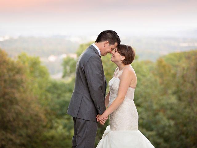 The wedding of Charlee and Kyle