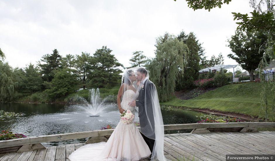 Ryan and Tiffany's Wedding in Ambler, Pennsylvania