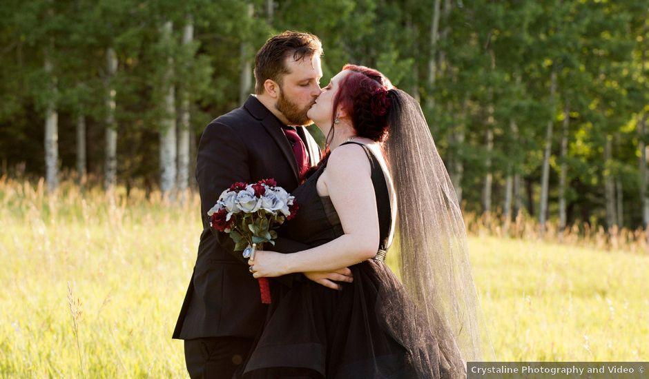 Ryan and Anna's Wedding in Evergreen, Colorado
