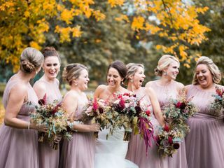 Brittany and Casey's Wedding in Columbus, Ohio 3
