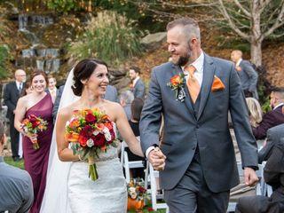 The wedding of Heather and Greg 1
