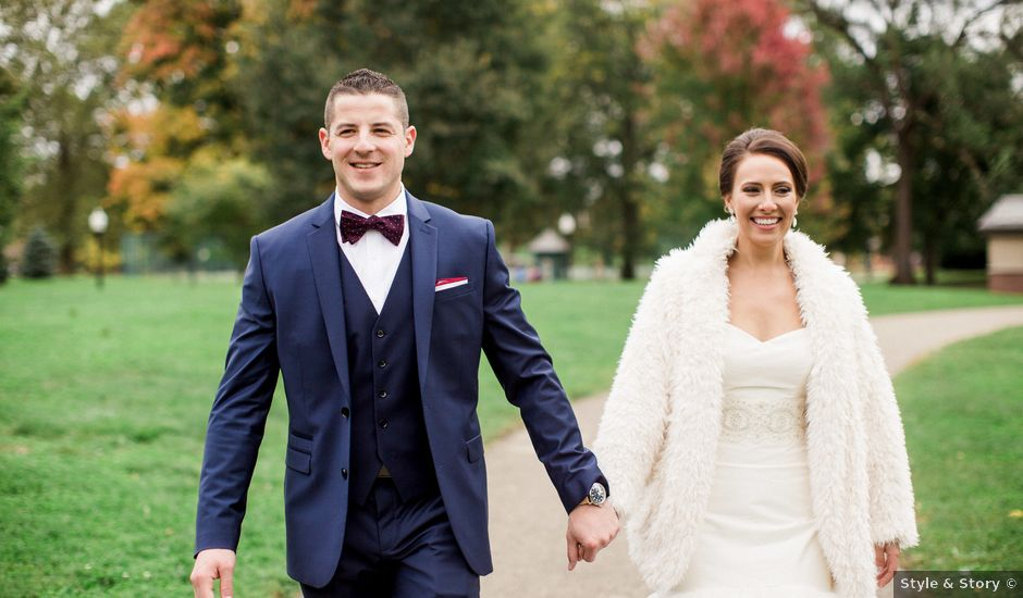 Brittany and Casey's Wedding in Columbus, Ohio