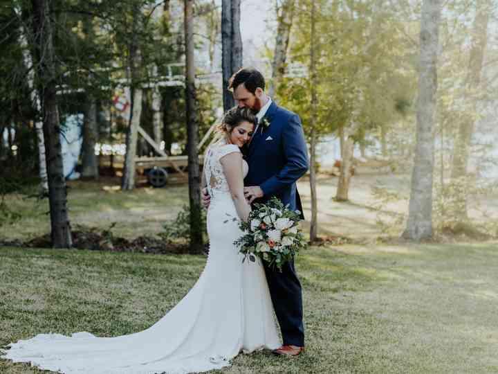The wedding of Allexx and Bryan