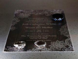 The wedding of Wyatt and Jodi 3