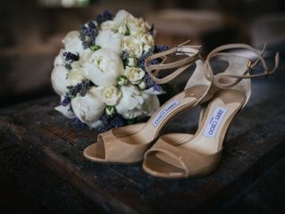 The wedding of Ines and Kyle 1