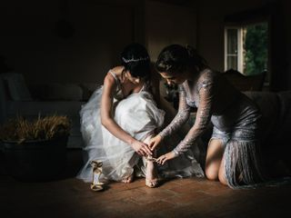 The wedding of Ines and Kyle 2