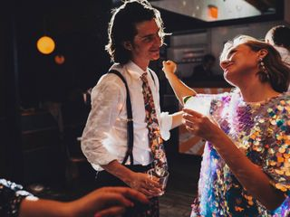 The wedding of Hannah and Sam 3