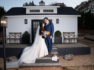 The wedding of Janaya and Nate