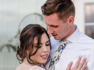 The wedding of Austin and Ashley 1