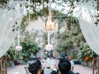 The wedding of Paloma and Tony 2