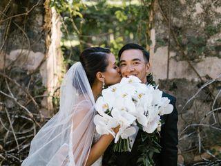 The wedding of Paloma and Tony