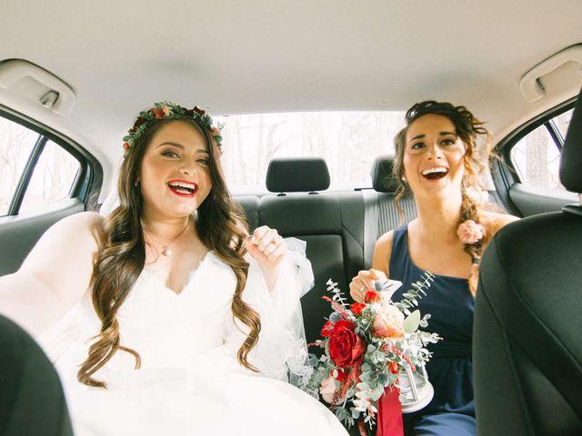 Jordan and Carolina's Wedding in Rustburg, Virginia 2