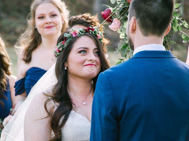 Jordan and Carolina's Wedding in Rustburg, Virginia 17