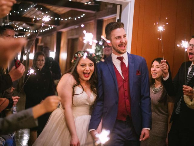 Jordan and Carolina's Wedding in Rustburg, Virginia 22