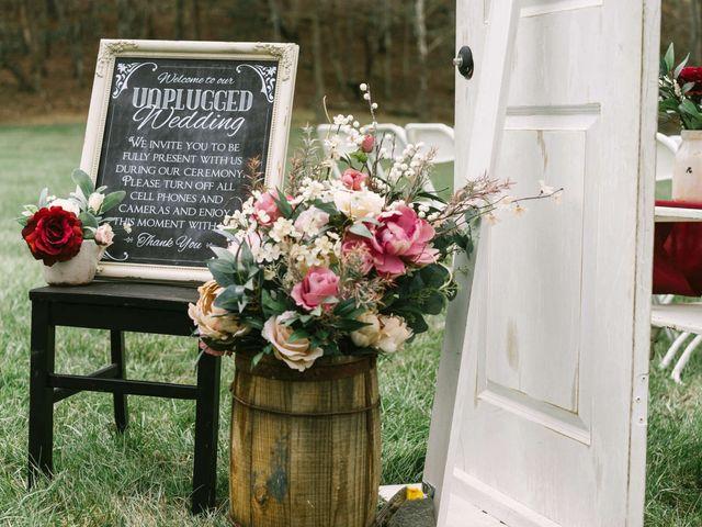 Jordan and Carolina's Wedding in Rustburg, Virginia 29