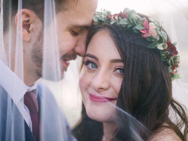 Jordan and Carolina's Wedding in Rustburg, Virginia 37