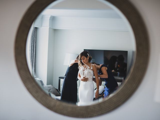 Taylor and Alexis's Wedding in New York, New York 29