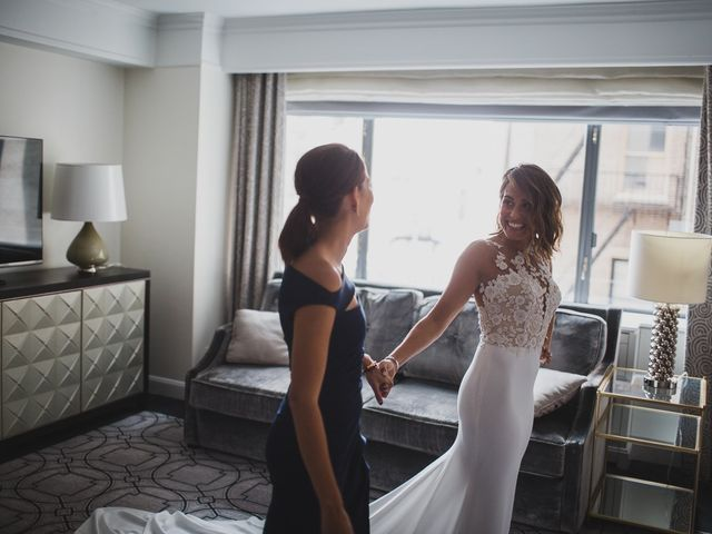 Taylor and Alexis's Wedding in New York, New York 31