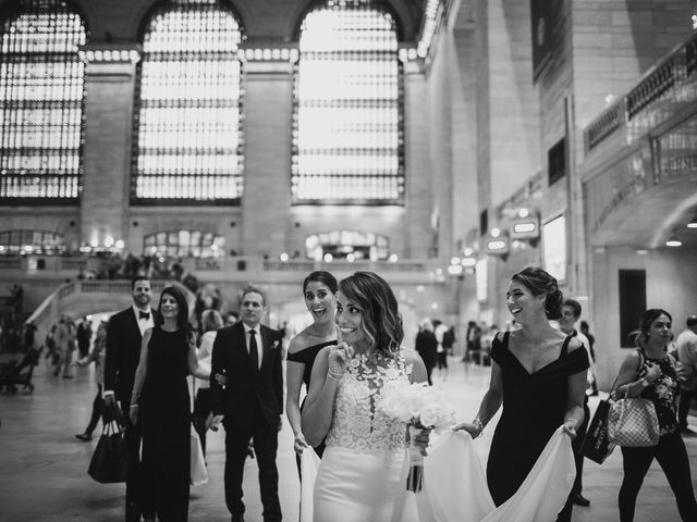 Taylor and Alexis's Wedding in New York, New York 49