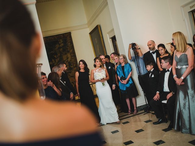 Taylor and Alexis's Wedding in New York, New York 75