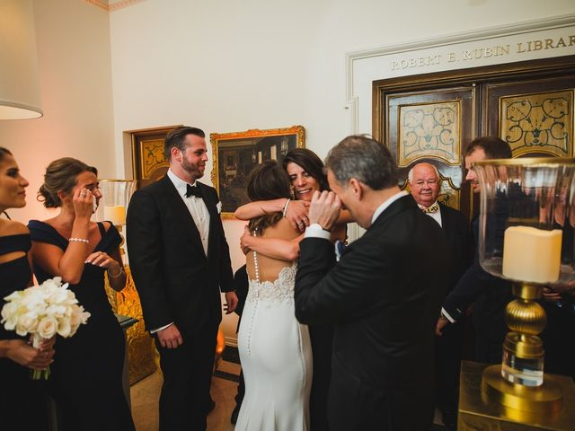 Taylor and Alexis's Wedding in New York, New York 83