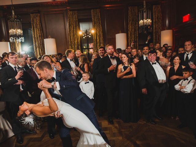 Taylor and Alexis's Wedding in New York, New York 121