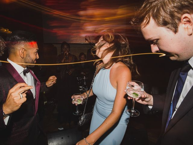 Taylor and Alexis's Wedding in New York, New York 122