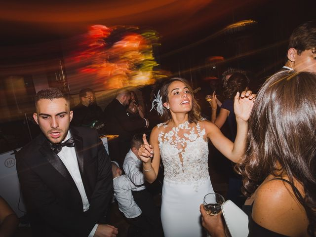 Taylor and Alexis's Wedding in New York, New York 124