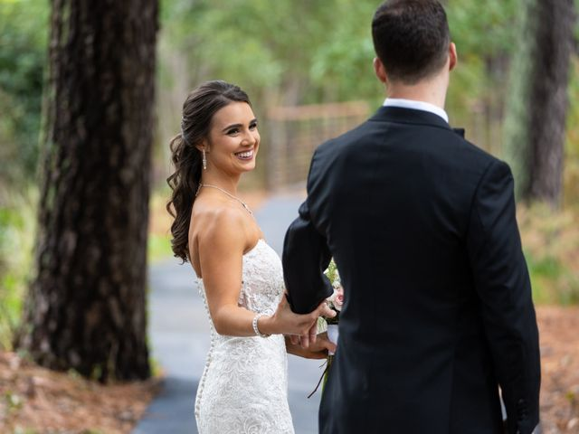 John and Kali's Wedding in Cary, North Carolina 7