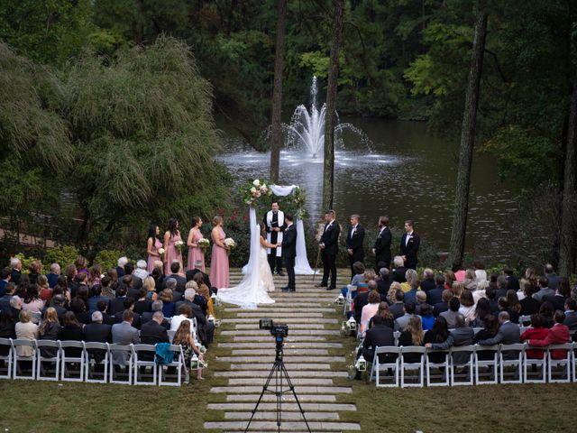 John and Kali's Wedding in Cary, North Carolina 11