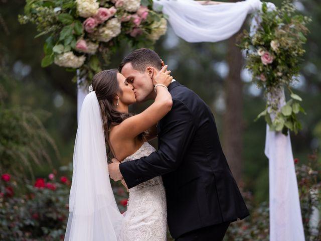 John and Kali's Wedding in Cary, North Carolina 12
