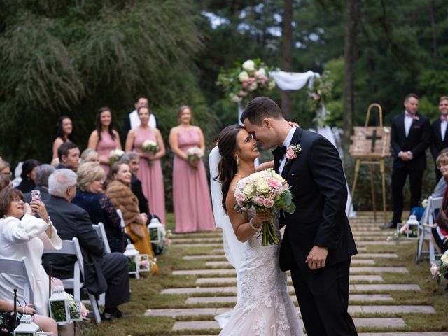 John and Kali's Wedding in Cary, North Carolina 13