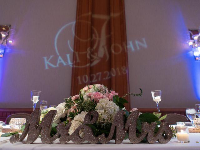 John and Kali's Wedding in Cary, North Carolina 14