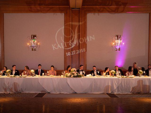 John and Kali's Wedding in Cary, North Carolina 20
