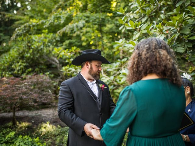 Josy and Jeff's Wedding in Maple Valley, Washington 7