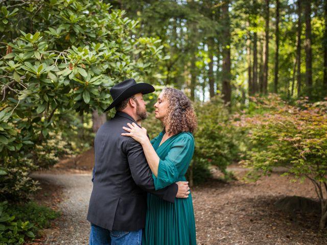 Josy and Jeff's Wedding in Maple Valley, Washington 11