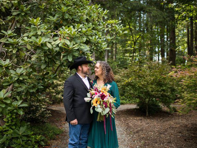 Josy and Jeff's Wedding in Maple Valley, Washington 14