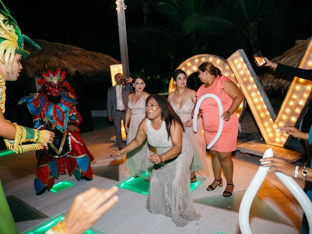 Vladimir and Yiliany's Wedding in Bavaro, Dominican Republic 92