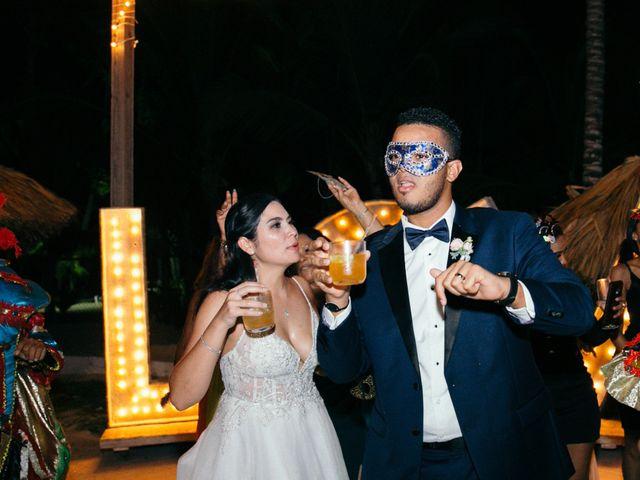 Vladimir and Yiliany's Wedding in Bavaro, Dominican Republic 95