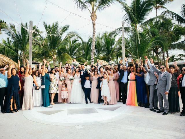 Vladimir and Yiliany's Wedding in Bavaro, Dominican Republic 64