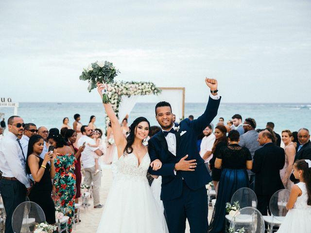 Vladimir and Yiliany's Wedding in Bavaro, Dominican Republic 63